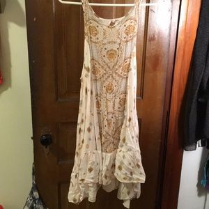 Free People slip dress!